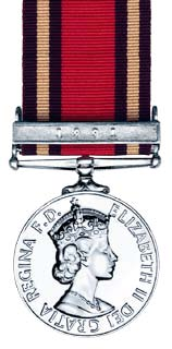 Queen's Medal for Champion Shots of the Military Forces
