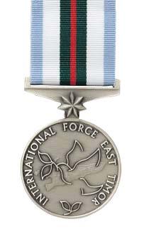 International Force East Timor Medal 1999-2000